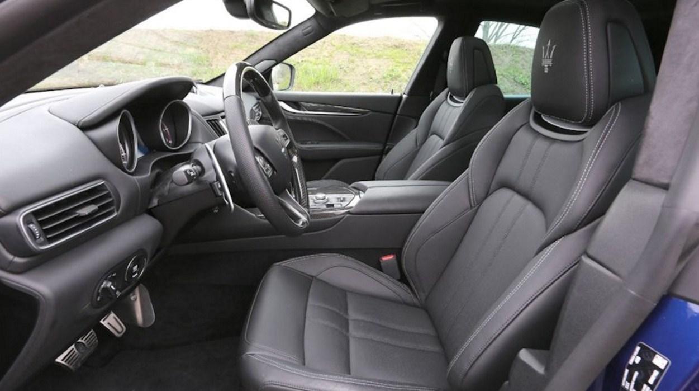 2018 Maserati Levante 4