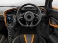 2018 McLaren720S interior