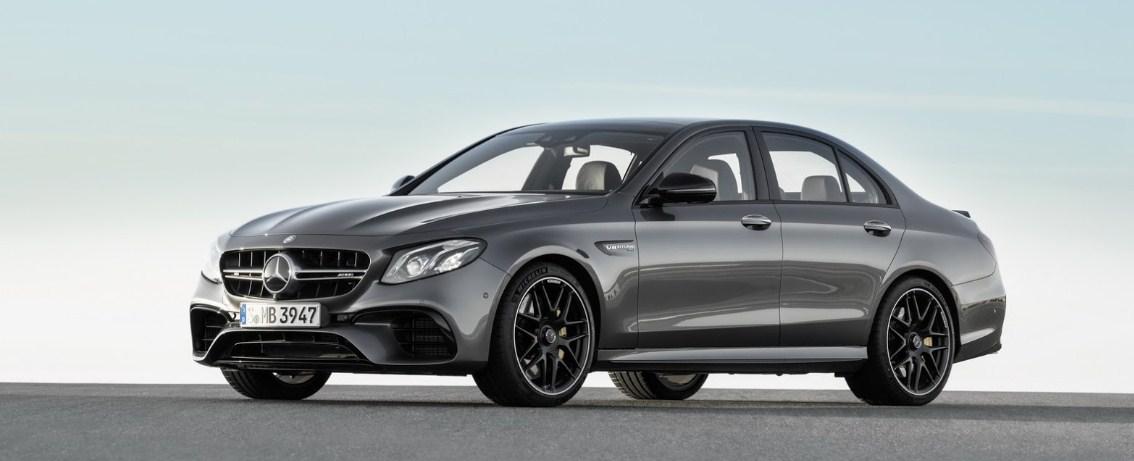 2018 Mercedes AMG E63 12