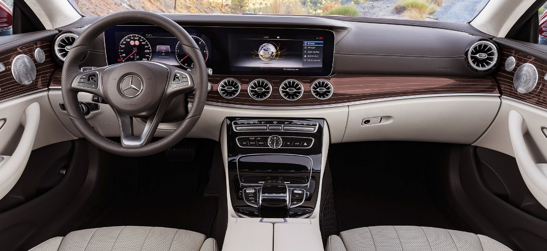 2018 Mercedes-Benz E-Class Coupe 4