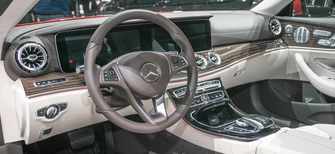 2018 Mercedes-Benz E-Class Coupe 8