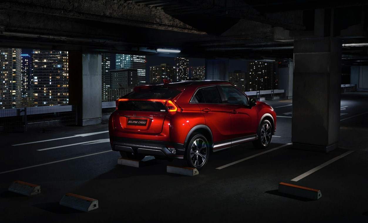 2018 Mitsubishi Eclipse Cross 13