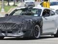 2018 Mustang GT500 spy photos