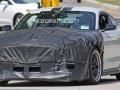 2018 Mustang GT500 spy photos2