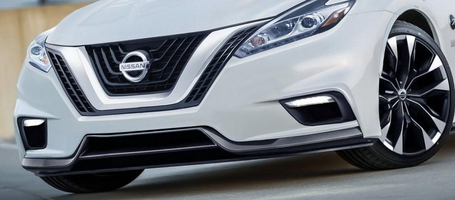 2018 Nissan Z Car Front