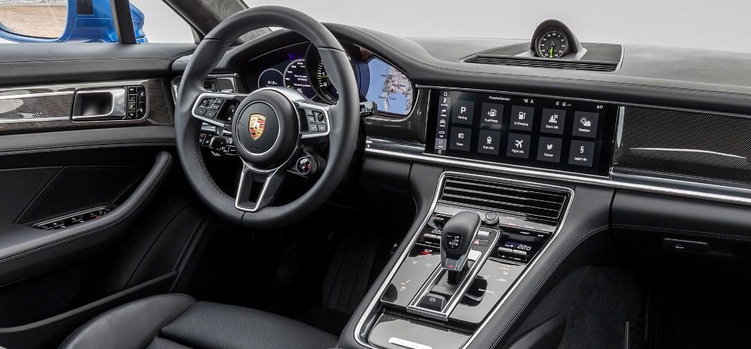 2018 Porsche Panamera 4ž