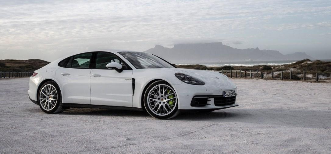 2018 Porsche Panamera 5