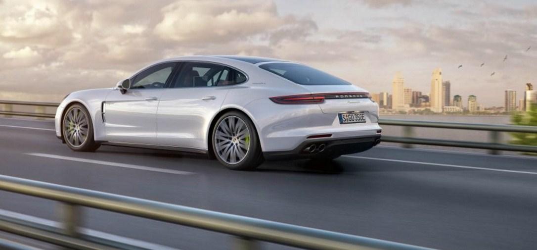 2018 Porsche Panamera Sport Turismo 7