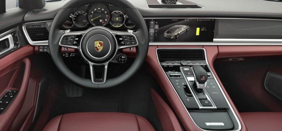 2018 Porsche Panamera Sport Turismo 9
