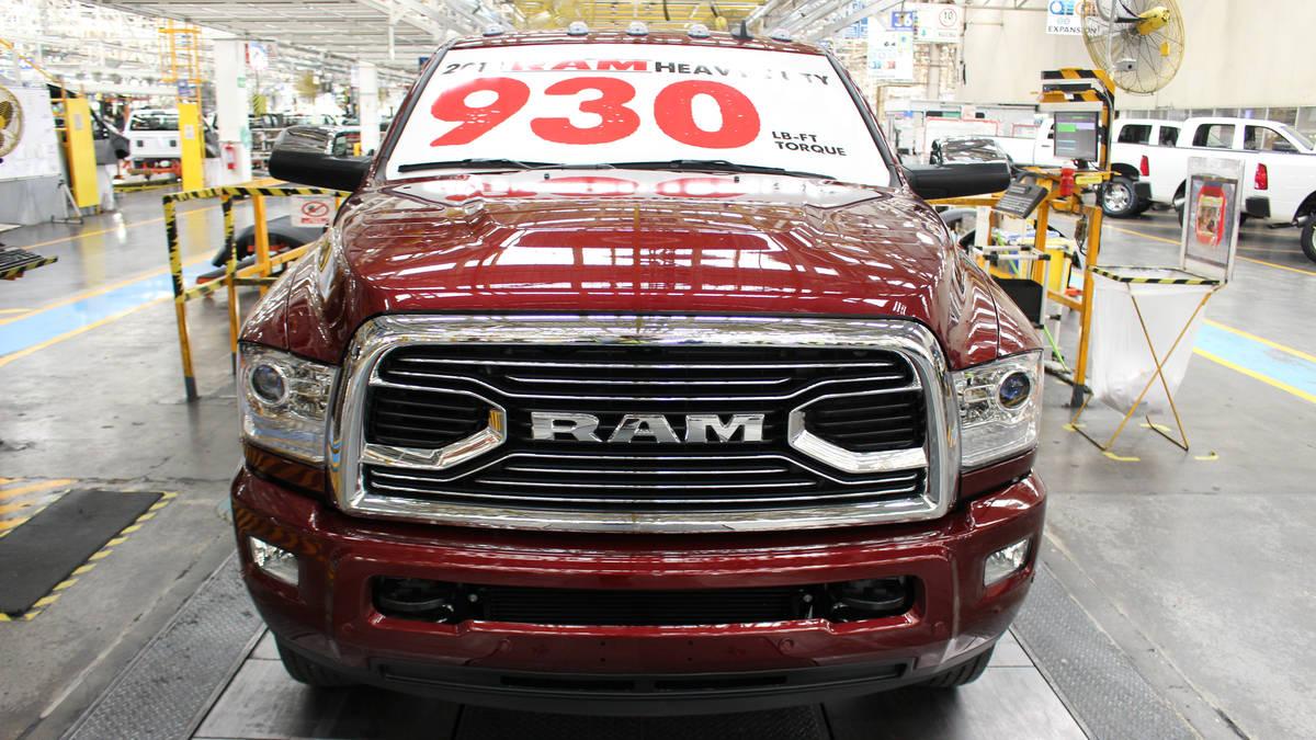 2018 Ram 3500 3