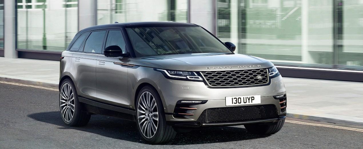 2018 Range Rover Velar 10