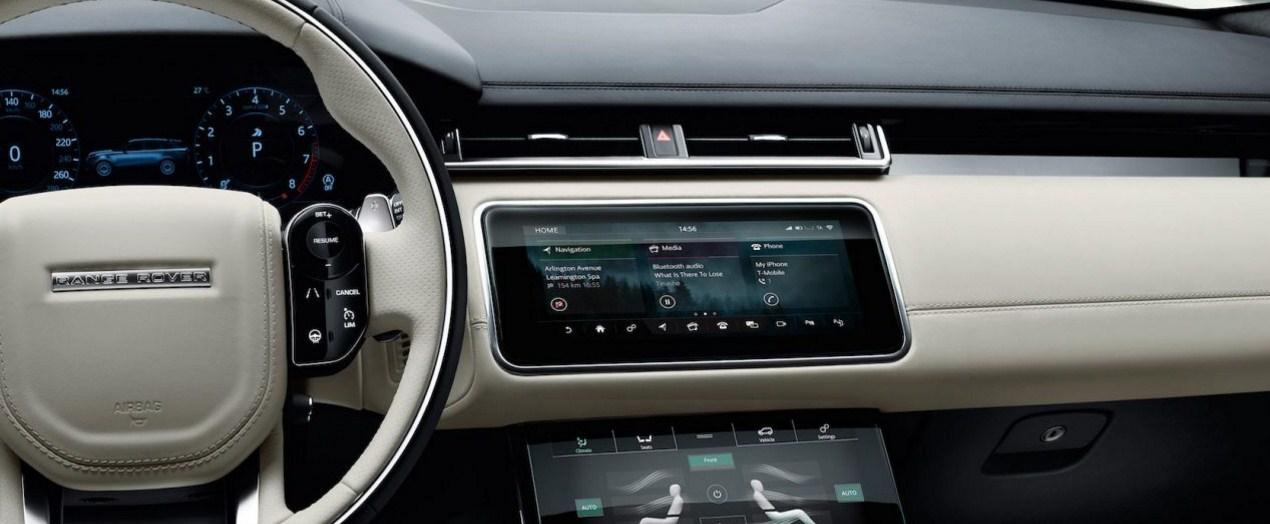 2018 Range Rover Velar Interior 1