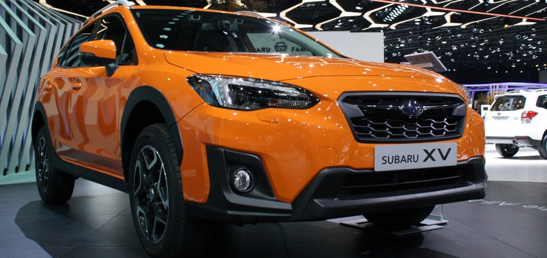 2018 Subaru Crosstrek 1