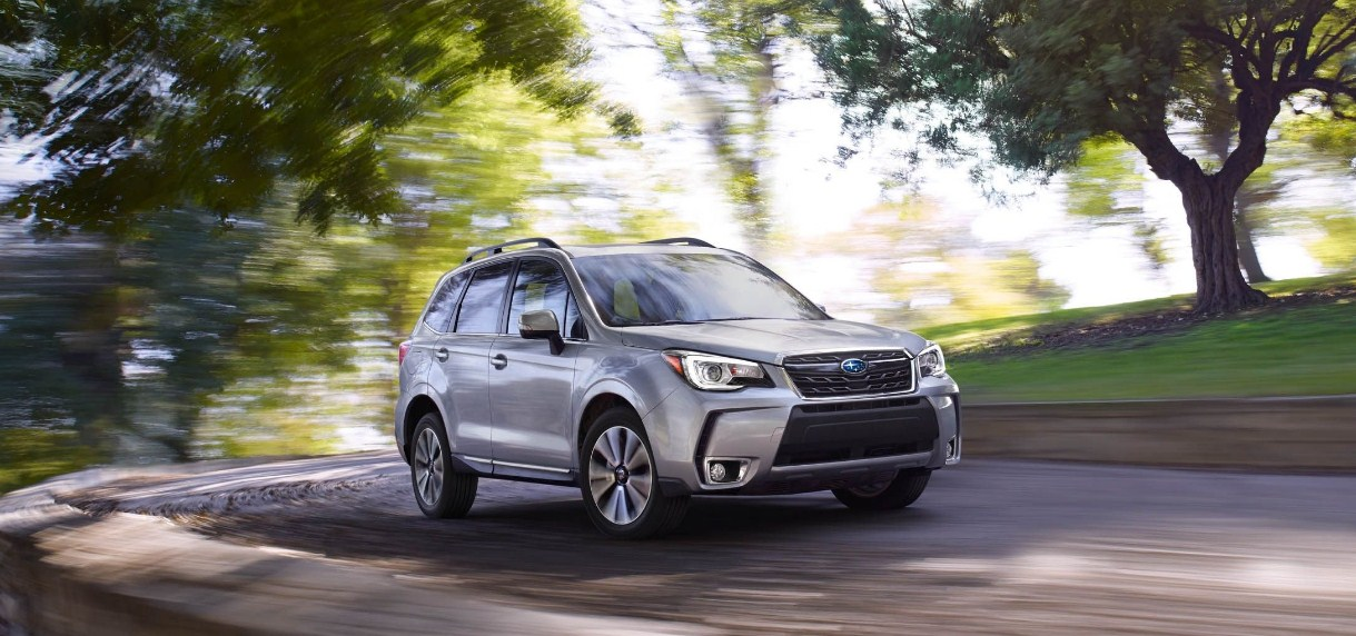 2018 Subaru Forester 5