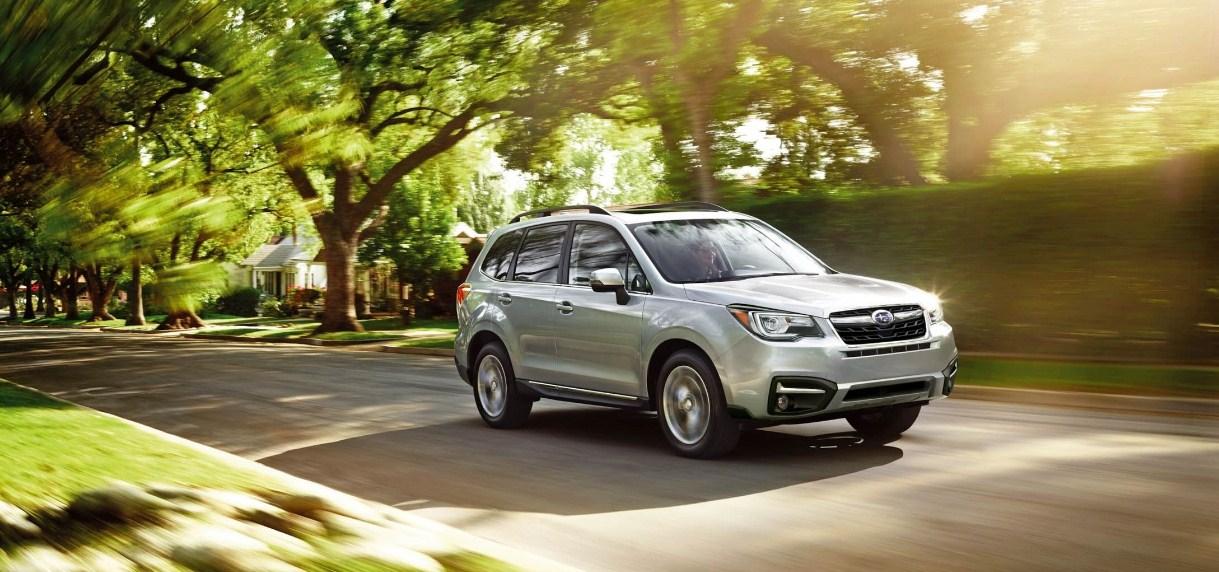 2018 Subaru Forester 7