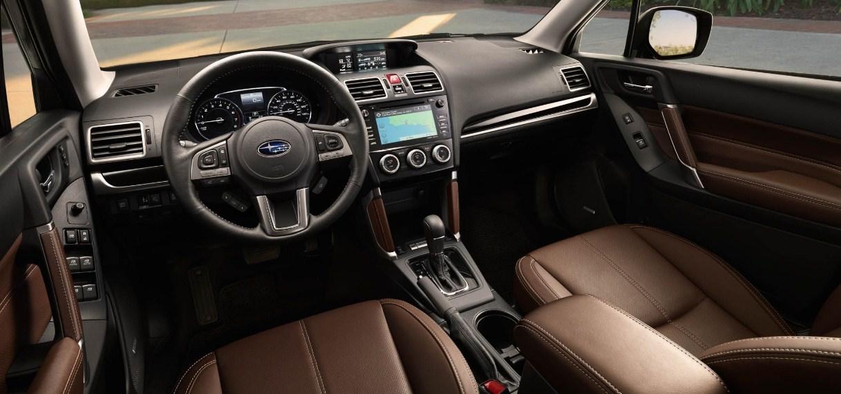 2018 Subaru Forester Release Date Price Interior Design Engine