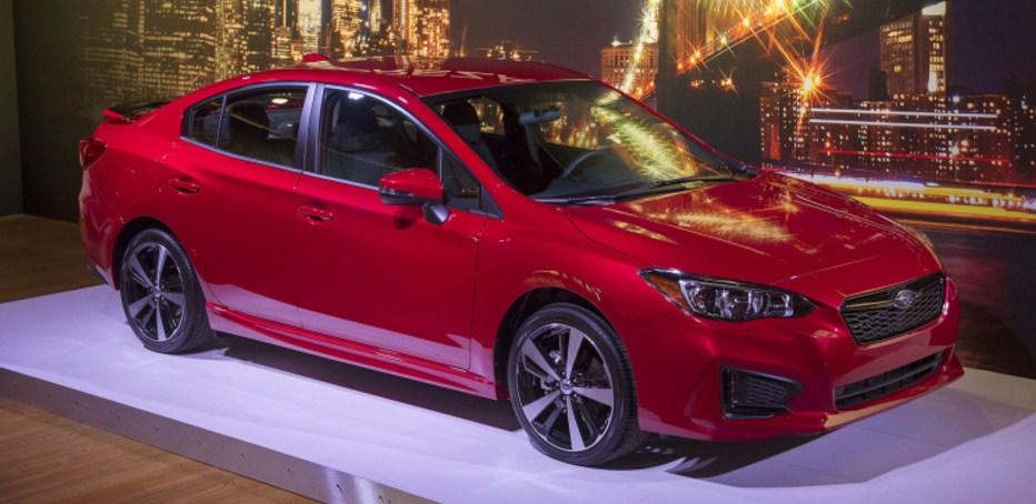 El nuevo Subaru Impreza 2018 se lanzo en Argentina