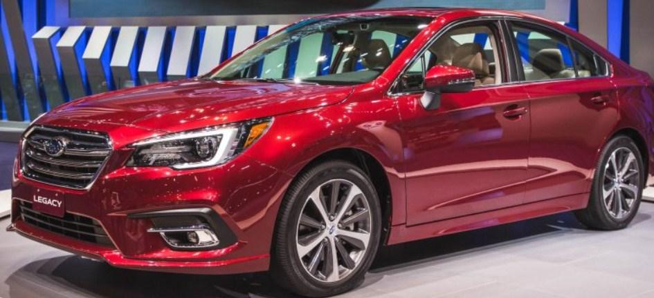 2018 Subaru Legacy 2
