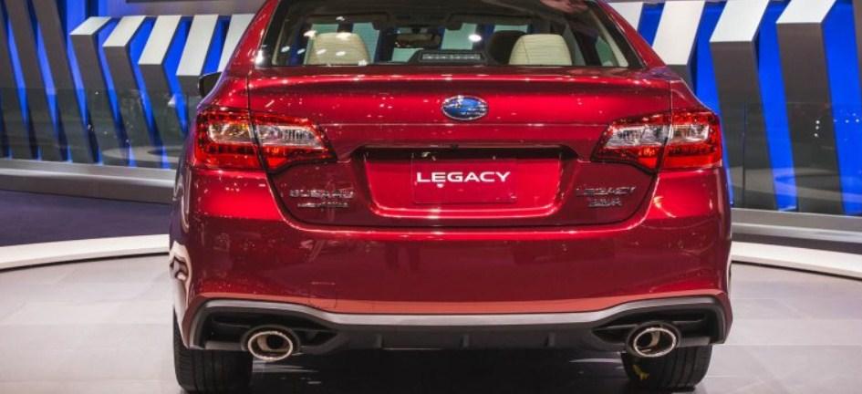 2018 subaru legacy sport. Brilliant Subaru 2018 Subaru Legacy 5 Throughout Subaru Legacy Sport E