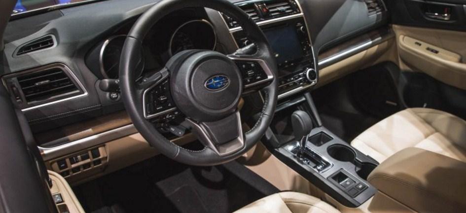 2018 Subaru Legacy 6
