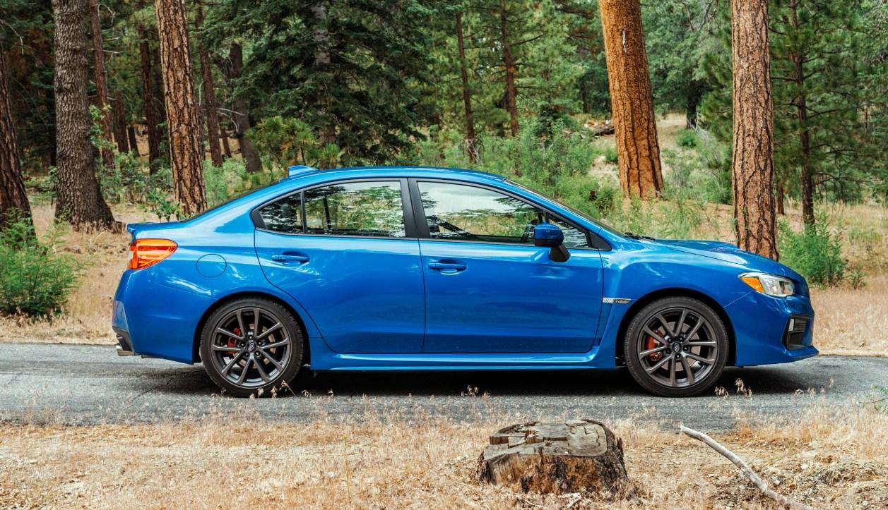 2018 Subaru WRX STI 1