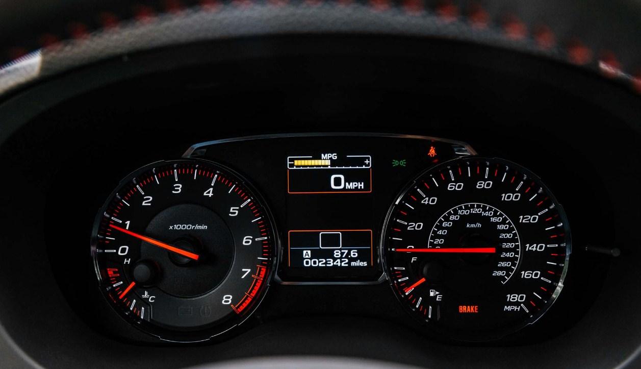 2018 Subaru WRX STI 3