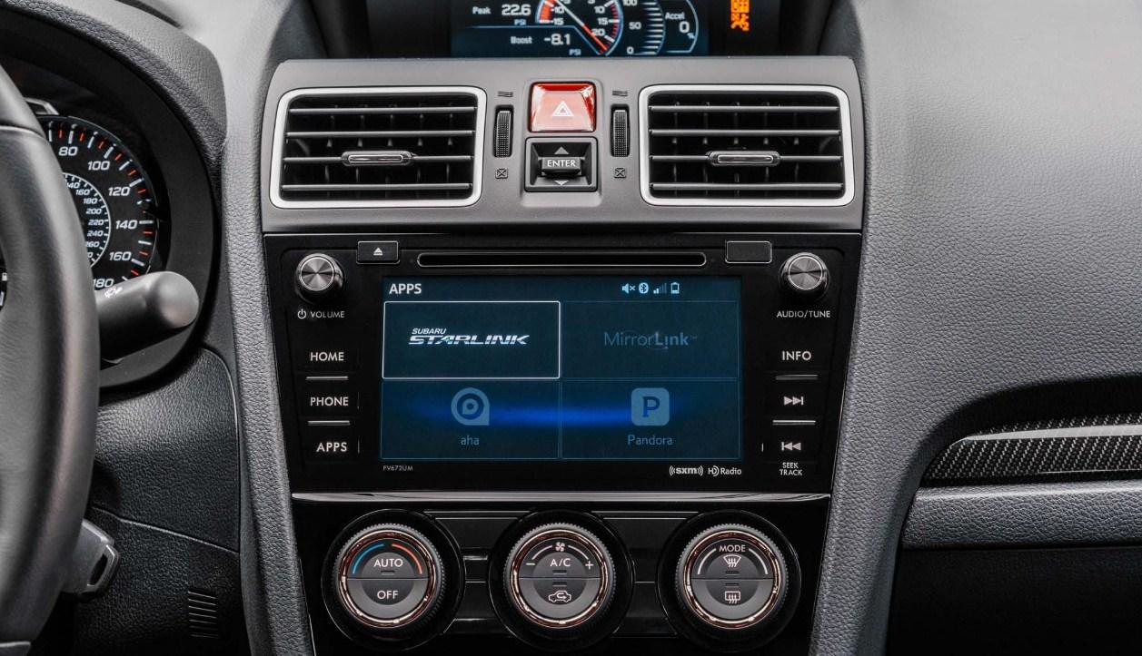 2018 Subaru WRX STI 4