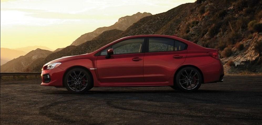 2018 Subaru WRX 2