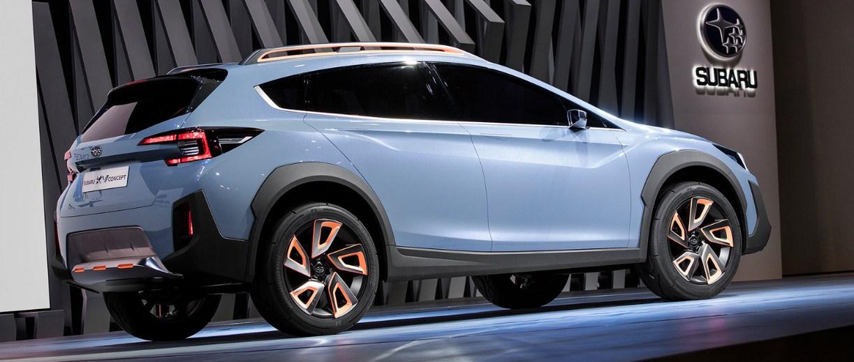 2018 Subaru Xv 1