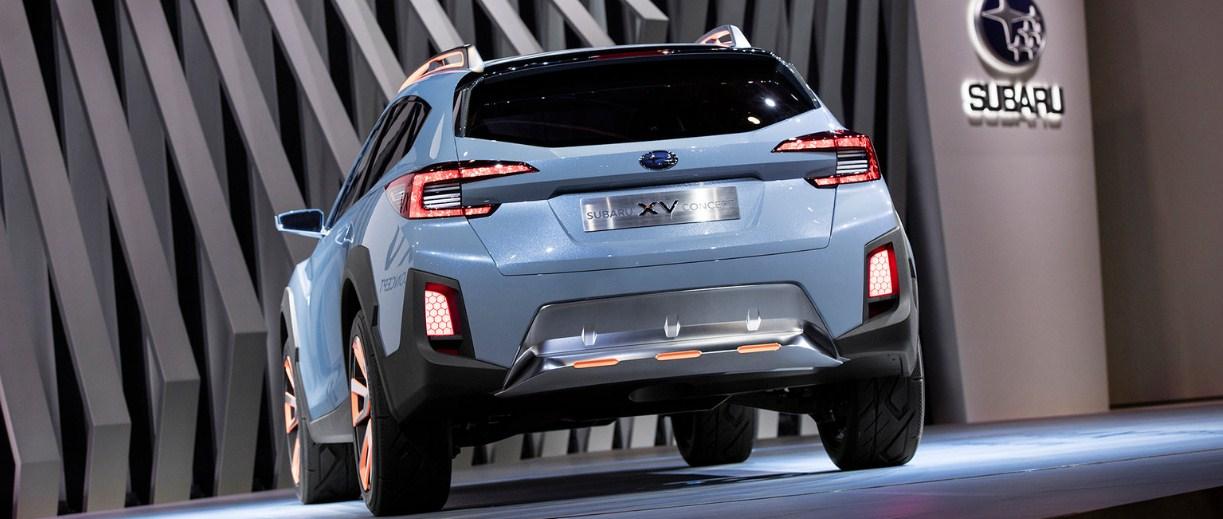 2018 Subaru XV 4