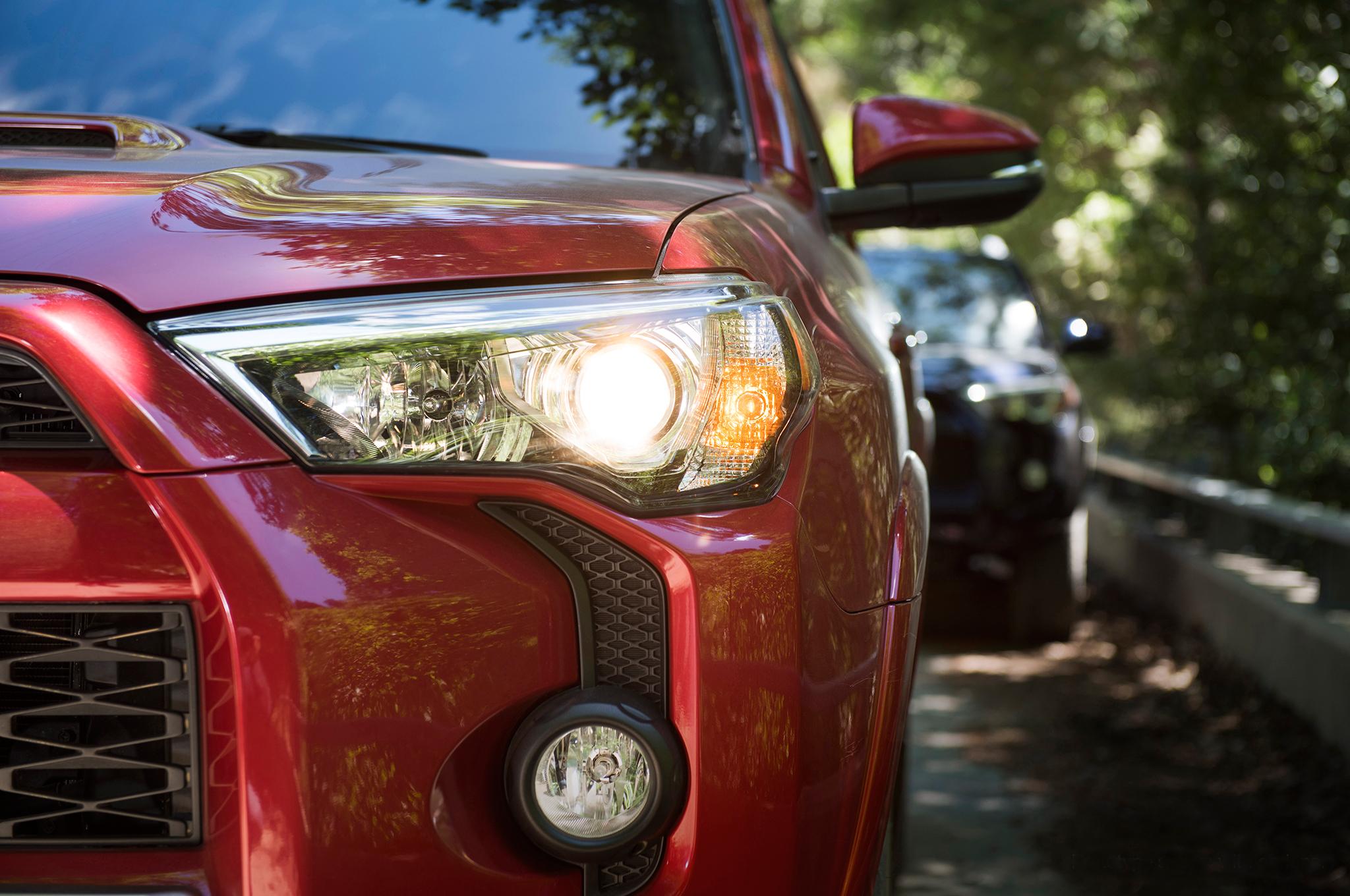 2018 Toyota 4Runner TRD Off Road 2