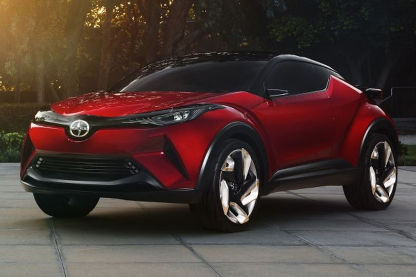 2018 Toyota C Hr Review Price Specs Interior Pictures
