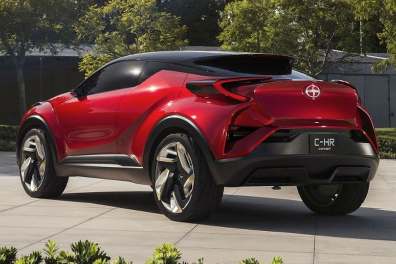 2018 Toyota C-HR Review, Price, Specs, Interior, Pictures ...