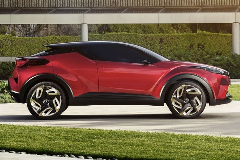 Rav4 Hybrid Release Date >> 2018 Toyota C-HR Review, Price, Specs, Interior, Pictures, Concept