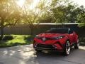2018 Toyota C-HR front