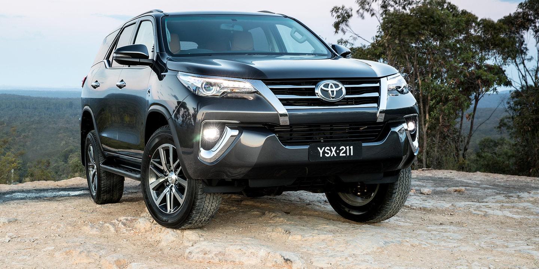 2018 Toyota Fortuner 3