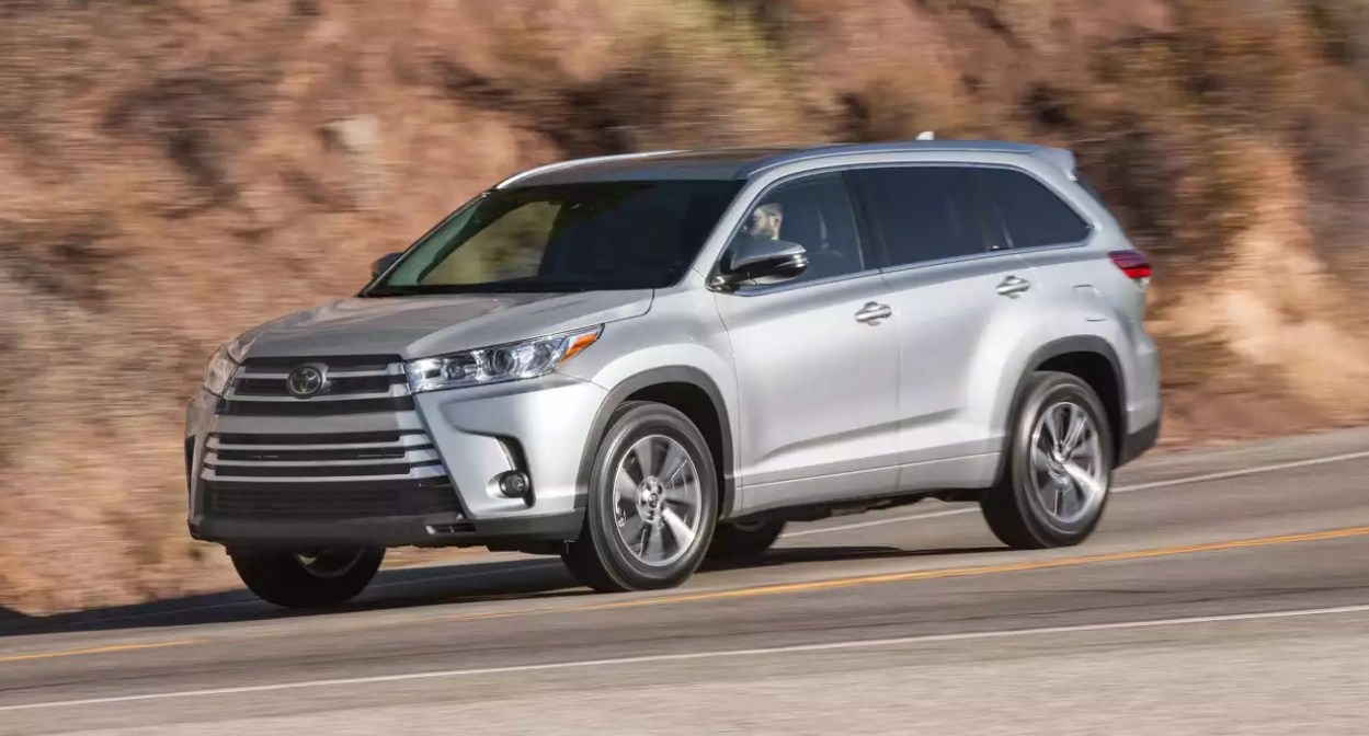 2018 Toyota Highlander Release Date Price Specs Engine