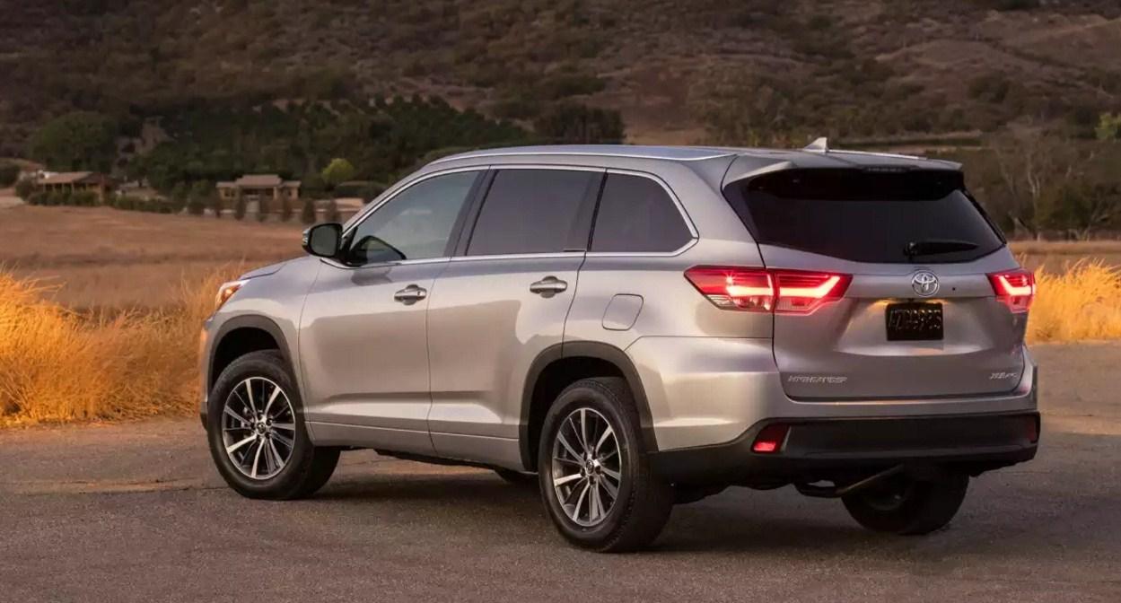 2018 Toyota Highlander Release Date, Price, Specs, Engine, Interior