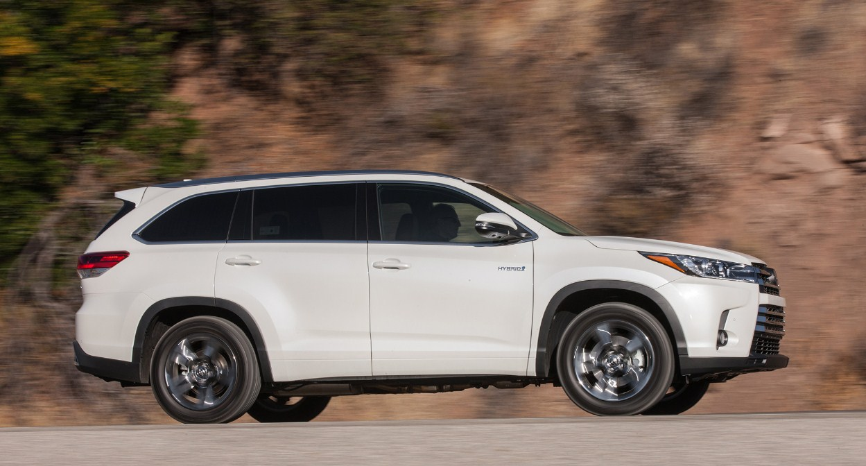 2018 Toyota Highlander 4