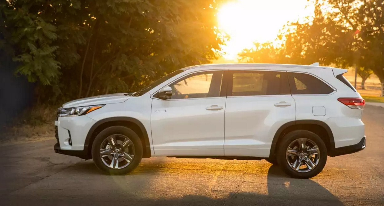 2018 Honda Pilot Vs 2017 Honda Pilot >> 2018 Toyota Highlander Release Date, Price, Specs, Engine, Interior