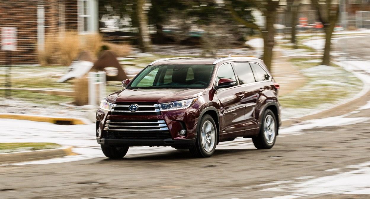 2018 Toyota Highlander Release Date Price Specs Engine Interior