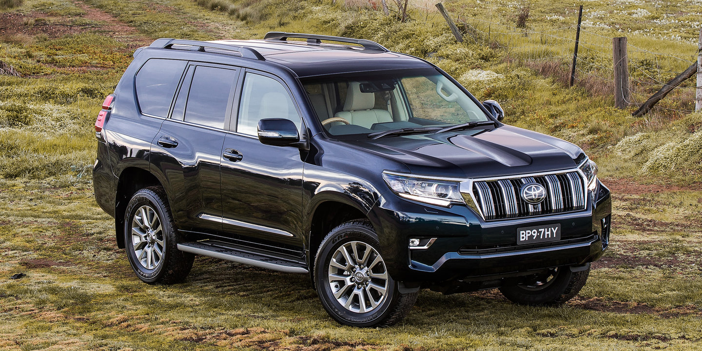 Toyota Land Cruiser Prado 2018 Interior >> 2018 Toyota Land Cruiser Prado, Price, Release date, Engine, Interior
