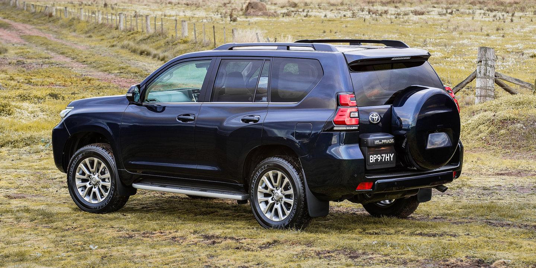 2018 Toyota Land Cruiser Prado 2