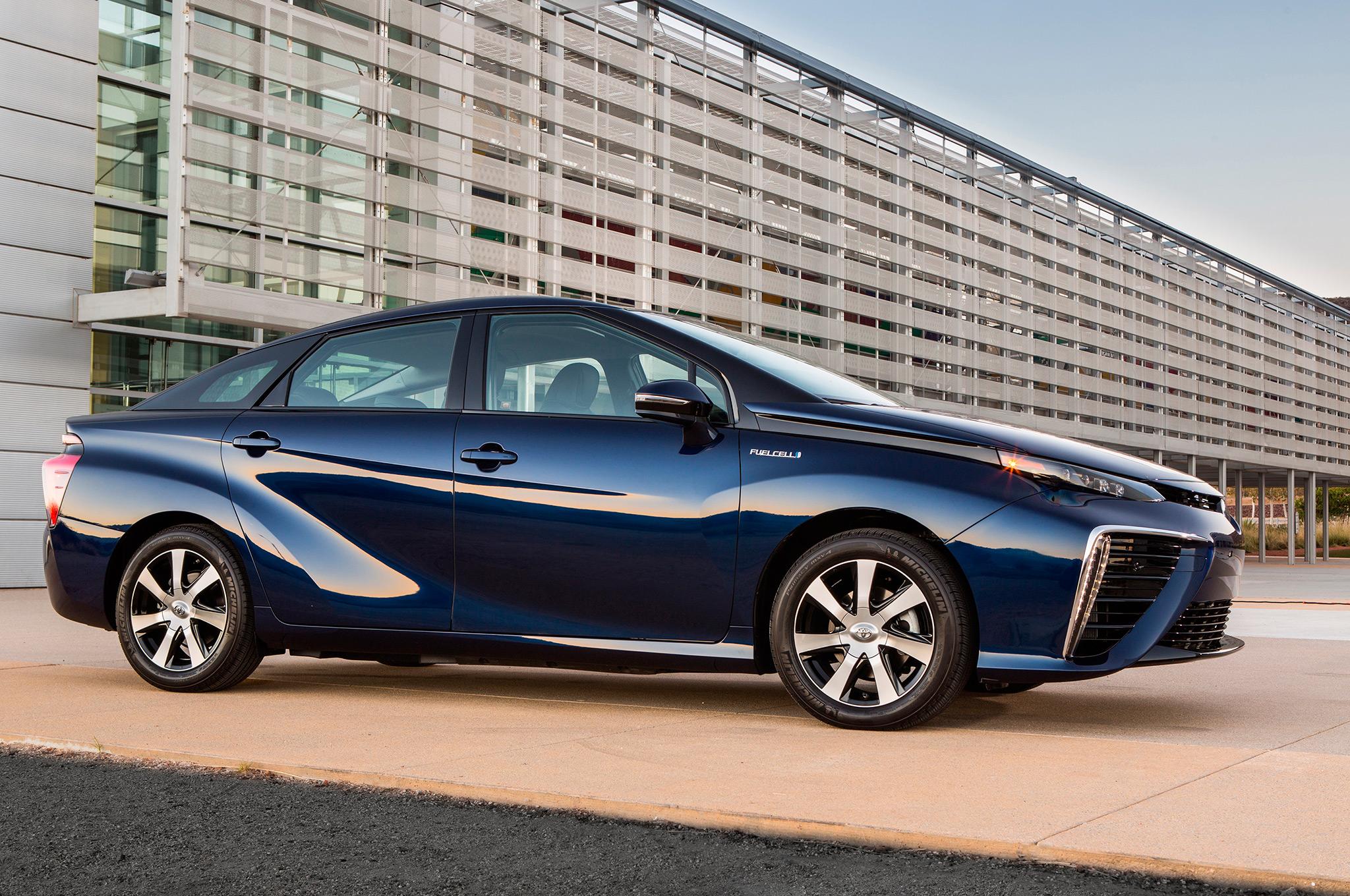 2018 Toyota Mirai 1