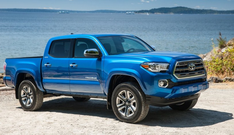 2016 Toyota Tacoma Diesel >> 2018 Toyota Tacoma Release date Price Changes Design
