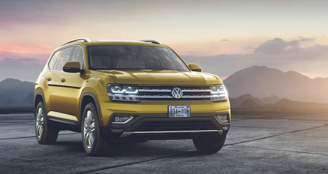 2018 Volkswagen Atlas Price, Release date, Specs, Review, Interior