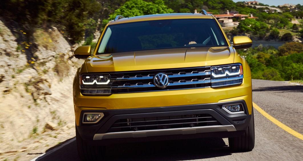 2018 Volkswagen Atlas 3