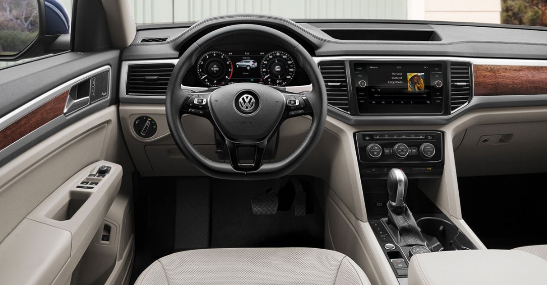 volkswagen atlas price release date specs review interior