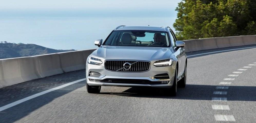 2018 Volvo V90 4
