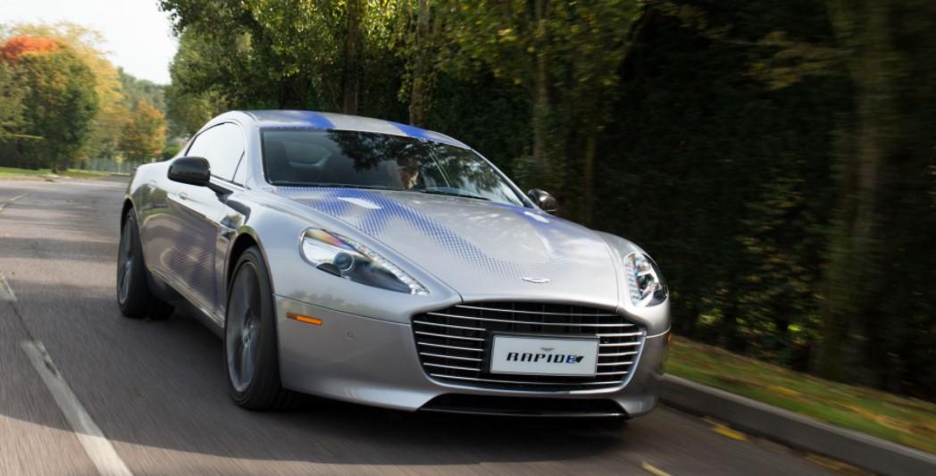 2019 Aston Martin RapidE 1